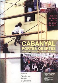 Portes Obertes 2001 - Cartell