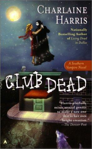 Club Dead — Charlaine Harris