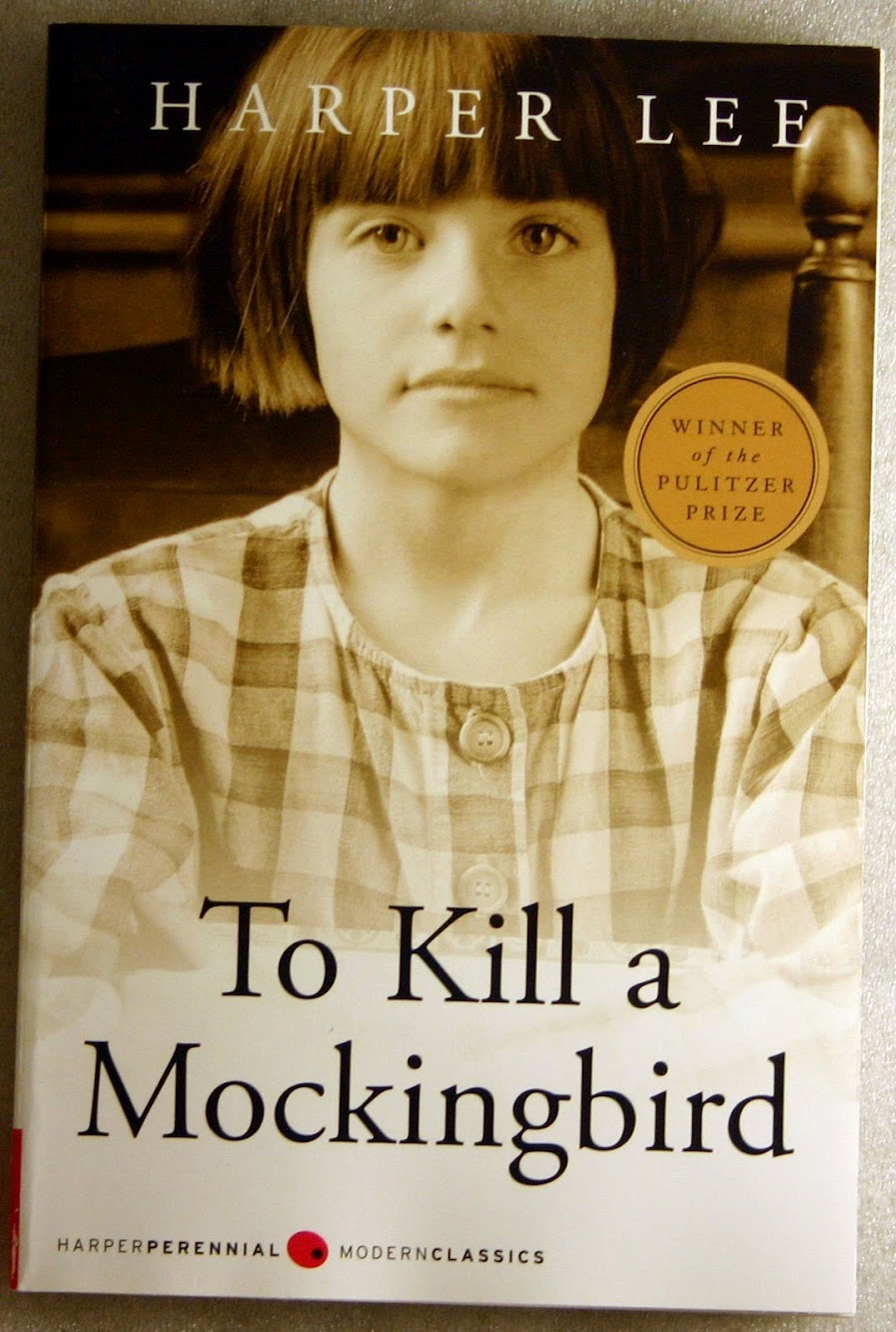 Teacher's Review: To Kill a Mockingbird — Harper Lee