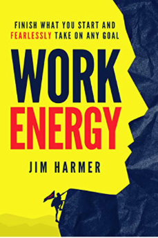Find your passion? Find your Work Energy instead.