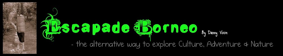 Escapade Borneo - Travel Borneo the Alternative Way