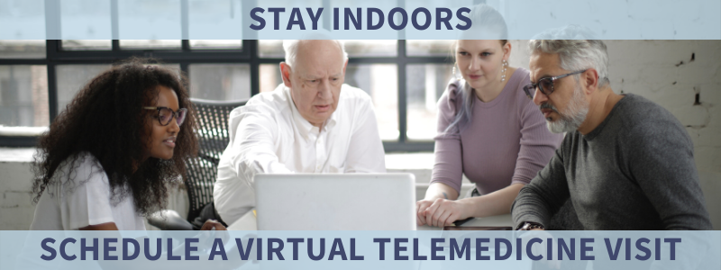 Schedule a virtual telemedicine visit with Minnesota Spine Institute today.