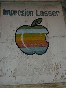 Quelle pomme !