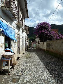 Rue de Sorata