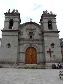 Eglise de Cotahuasi