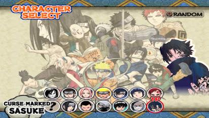 Naruto ultimate ninja 1 cheats ps2