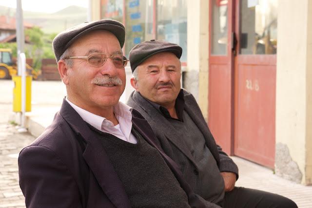 Portraits in Boğazköy