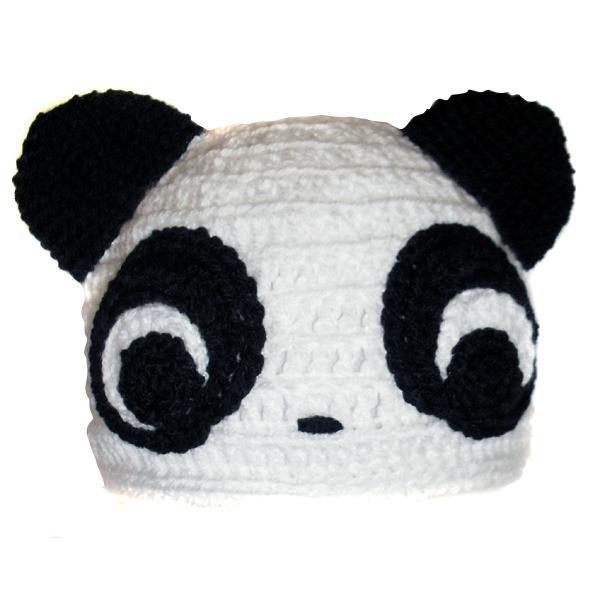 Clique aqui para comprar a touca de Panda. bbcb6725cc6
