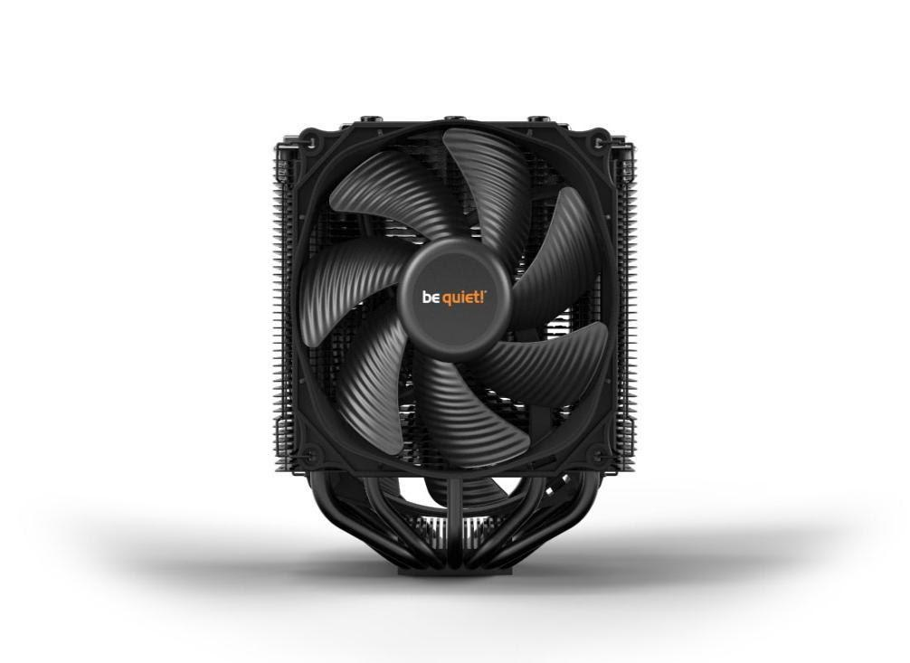DARK ROCK PRO 4 silent high-end Air coolers from be quiet!