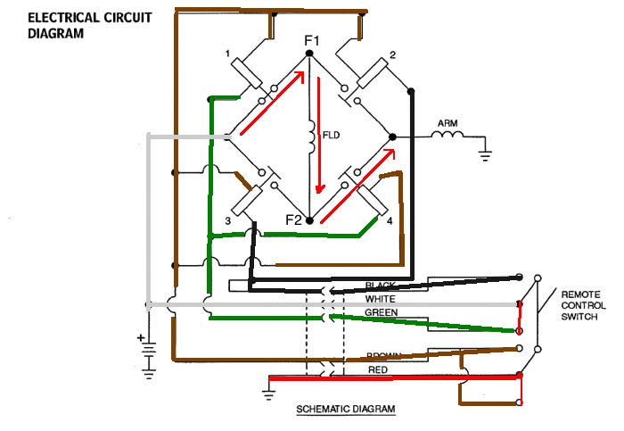 Electric Hoist Wiring Diagram Pictures to Pin on Pinterest