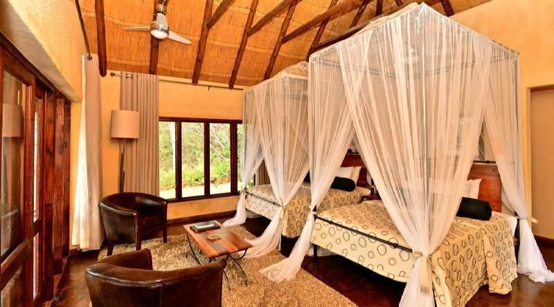 Gorges accommodation
