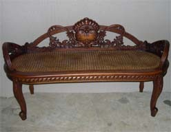 jepara furniture indonesia furniture manufacturer and exporter heavy carved mahogany bench