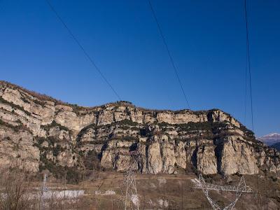 Sector est dels Cingles de la Garganta