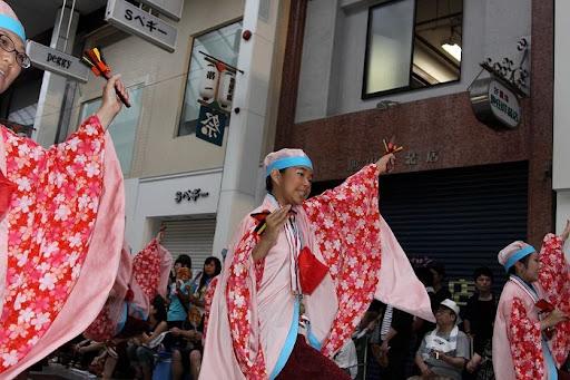 本祭2日目 帯屋町筋演舞場  52     D-16023
