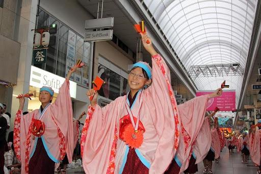 本祭2日目 帯屋町筋演舞場  61     D-16037