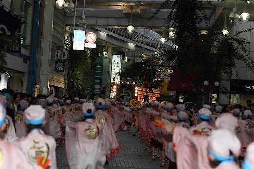 本祭2日目 帯屋町筋演舞場  86     D-15396