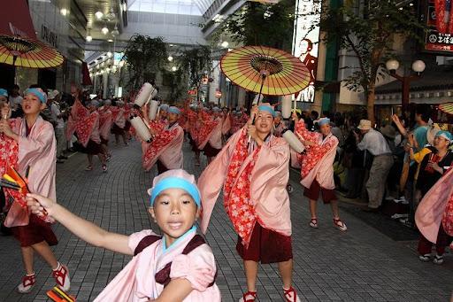 本祭2日目 帯屋町筋演舞場  88     D-16073