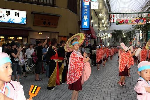 本祭2日目 帯屋町筋演舞場  94     D-16079