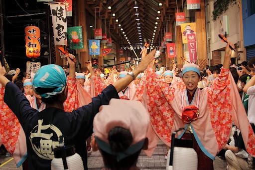 本祭2日目 はりまや橋演舞場  25     D-16247