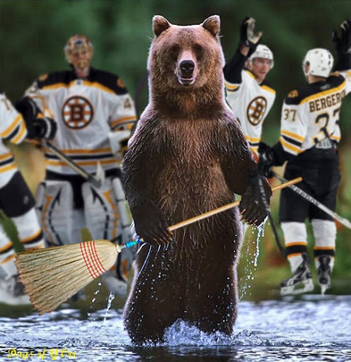 bruins bear ads. Bruins outscored the Flyers