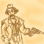 Gunplay Maxwell Robber's Roost Character