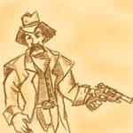 Gunplay Maxwell Robber's Roost Character