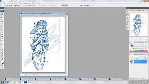 BANG! custom characters tutorial screenshot 3