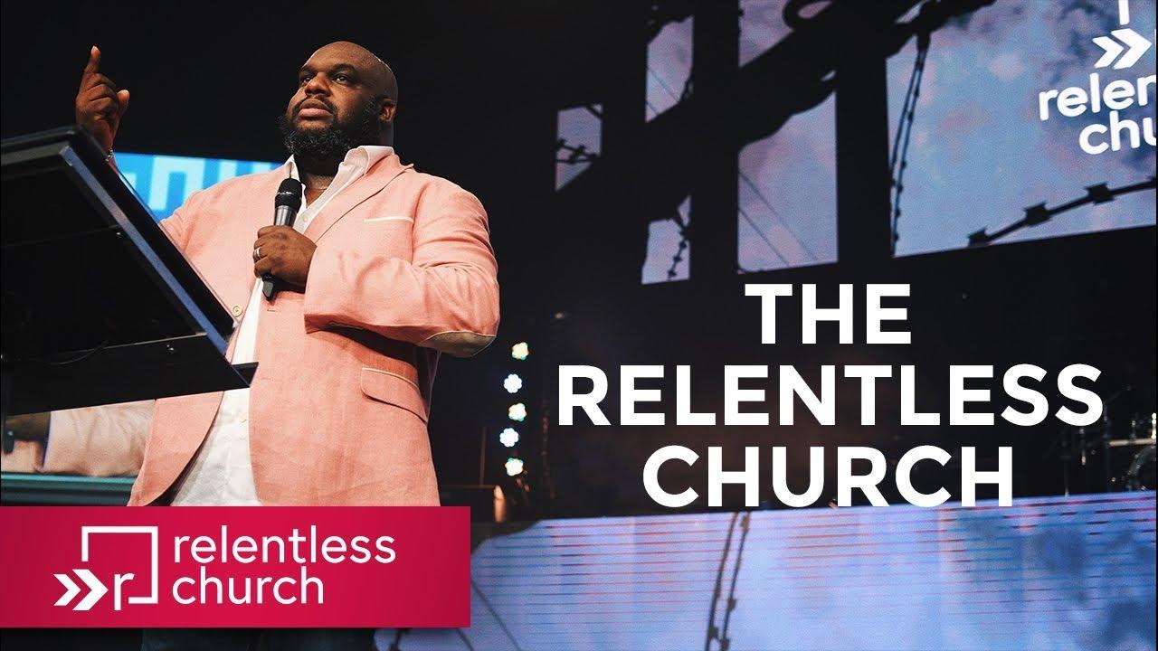 Pastor John Gray of The Relentless Church Screenshot