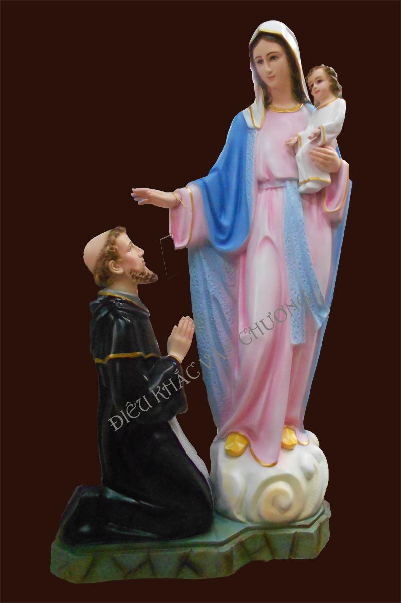 Đức Mẹ luôn nhân từ với tất cả mọi người