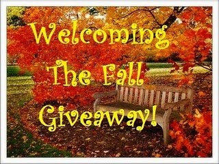 Welcoming the Fall Giveaway Event: All about books!