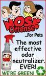 Nose Offense Odor Eliminator Giveaway Ending 10/6