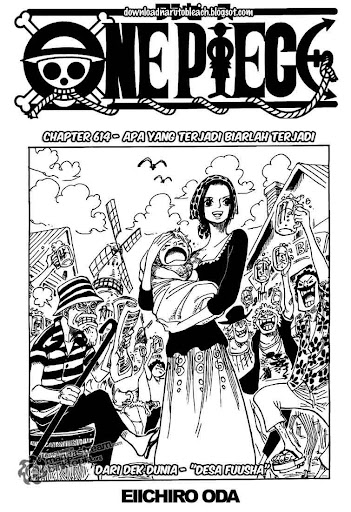 One Piece 614 page 01