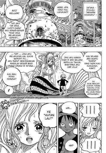 One Piece 614 page 11