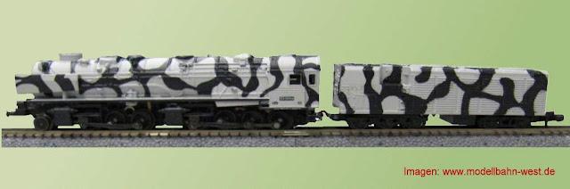 Tren Militar  88055
