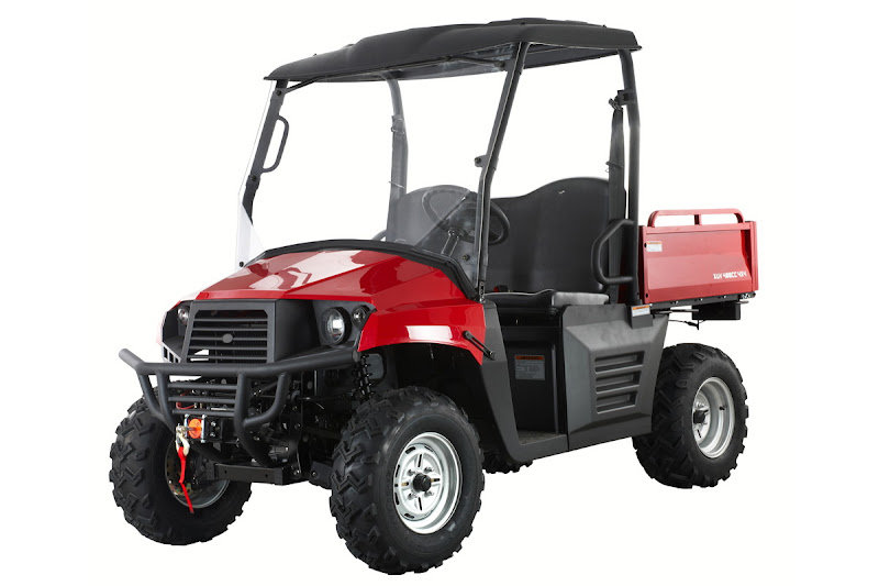 400cc HiSun 4WD Side by Side Farm Utility Vehicle 4x4 UTV