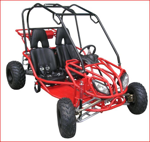 250cc Baja Reaction Dune Buggy