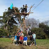 3月6日(日) パイオニア訓練(城山キャンプ場)