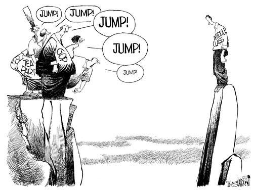 The Frustrated Teacher Wednesday Cartoon Fun Republican