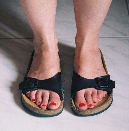 9 - Seu pé pode crescer até 1 número