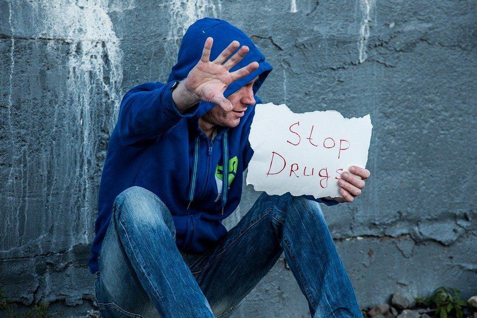 Stop, Drugs, Addict, Drug Addiction, Drug Addict