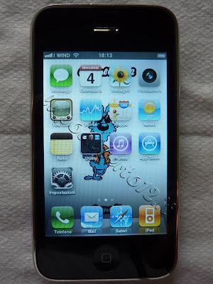 iPhone riparato