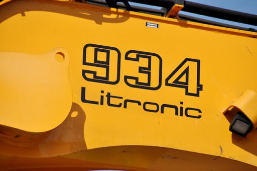 Liebherr 934 Litronic
