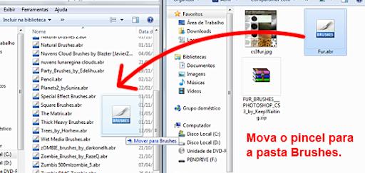 movendo o arquivo