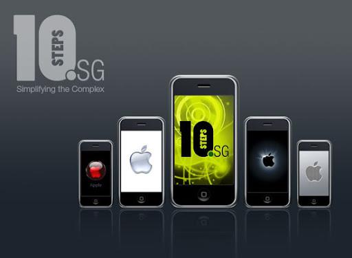 Tutorial desenhar iPhone desde o esboço