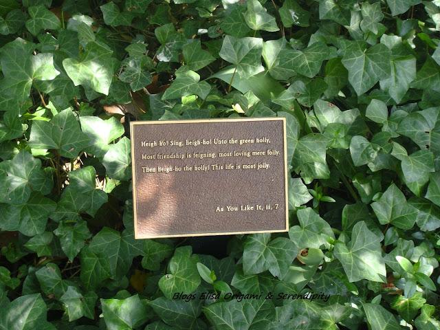 Shakespeare Garden, Central Park, New York, Manhattan, Elisa N, Blog de Viajes, Lifestyle, Travel