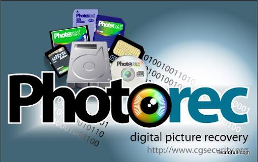 Potente recuperador de imagenes de discos dañados o formateados