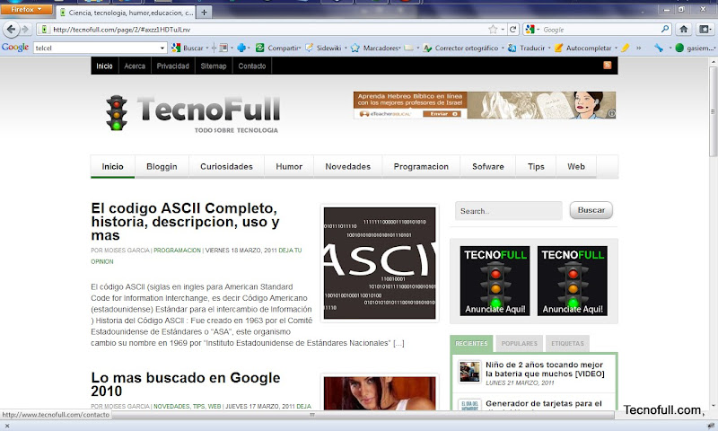Descargar Firefox 4 RC final