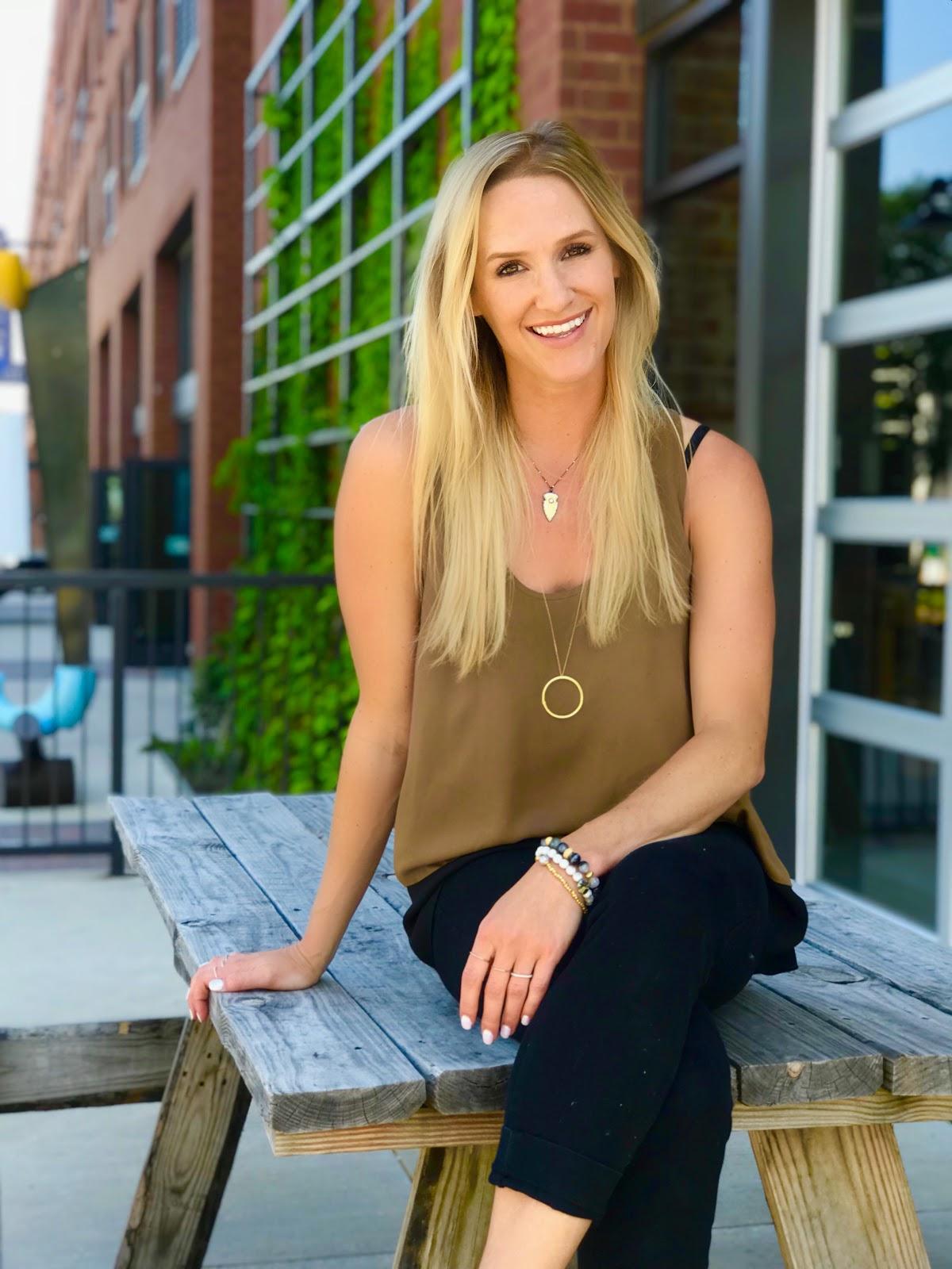 Nikki Smith, owner of Nikki Smith Designs.