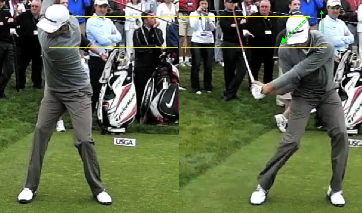 2015-07 : How Great Players Rotate In A Golf Swing