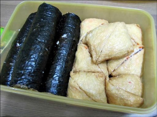 Life in Jeju 71 ข้าวห่อสาหร่าย อาหารกล่องแบบง่ายๆ